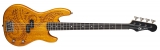 Tattoo Electric Bass - Mahogany